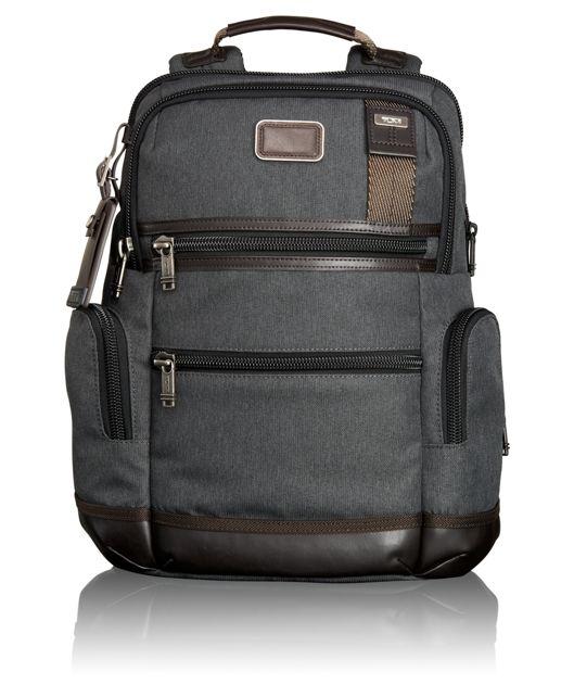 Tumi Alpha Bravo Knox Backpack   Image by Tumi