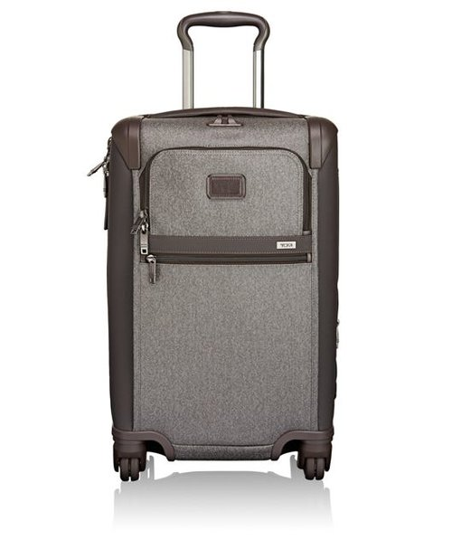 Tumi Alpha 2 International Expandable 4-Wheel Carry-on (Grey)