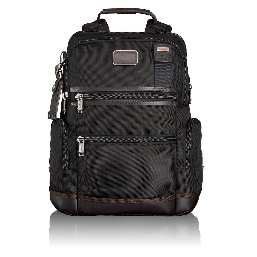Tumi Knox Backpack (Hickory)