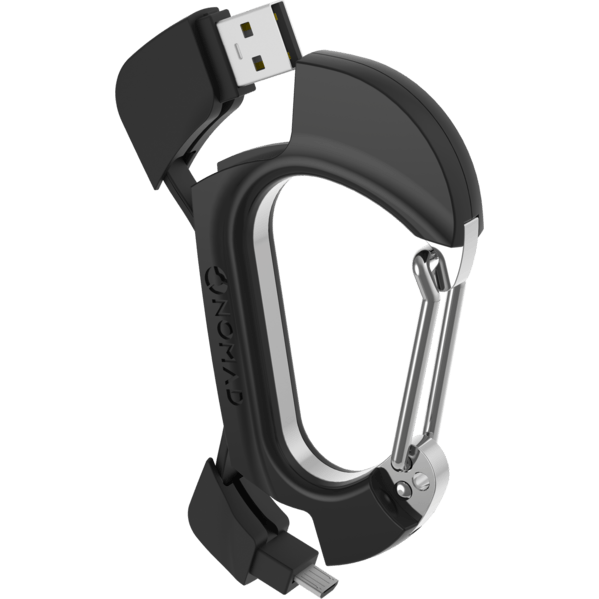Nomad Carabiner (MicroUSB)