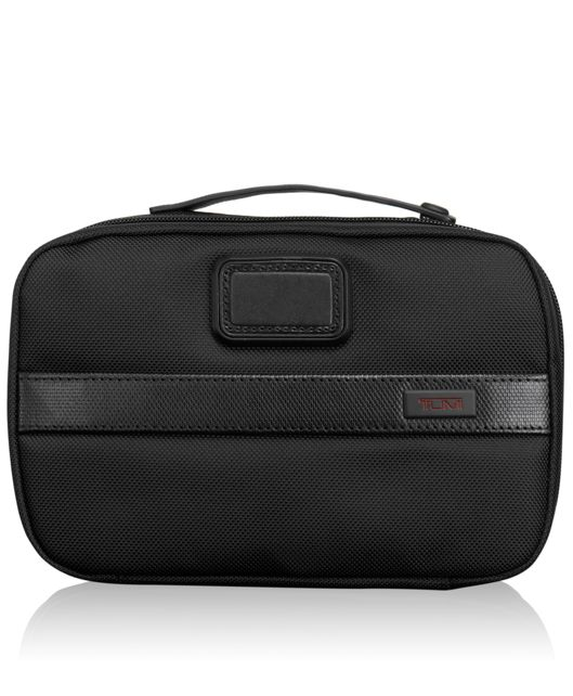 Tumi Alpha 2 Split Travel Kit (Black)