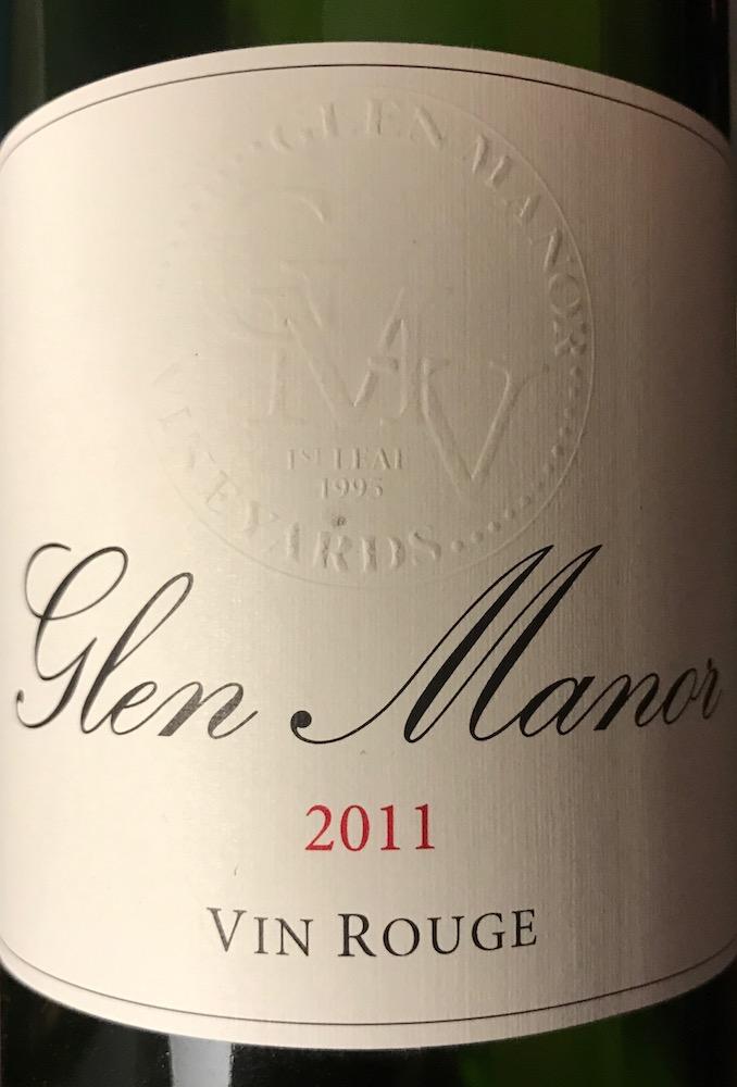Glen Manor Vin Rouge