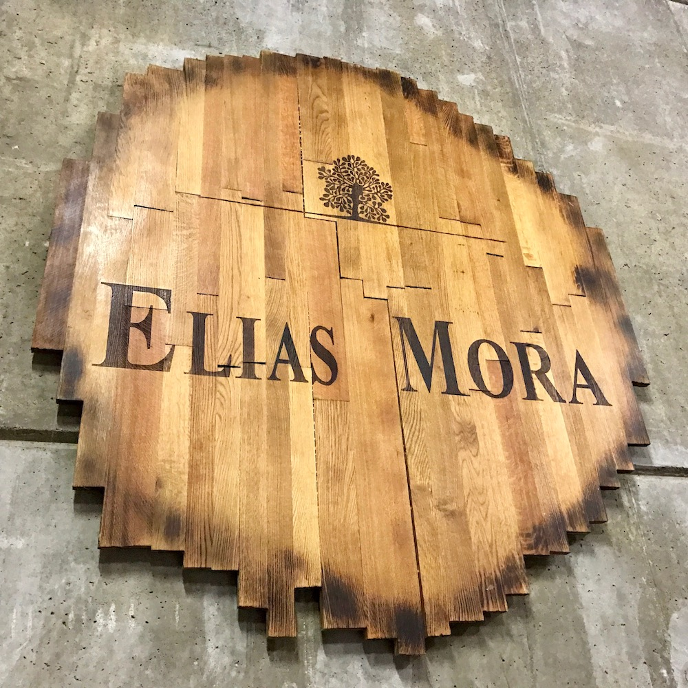 Welcome to Bodegas Elias Mora