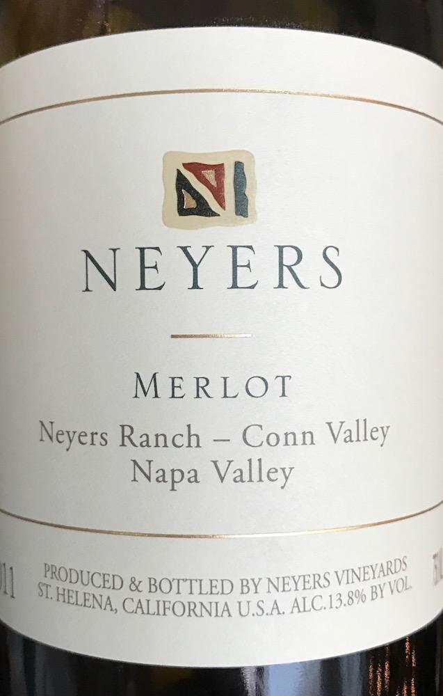 Neyers Merlot