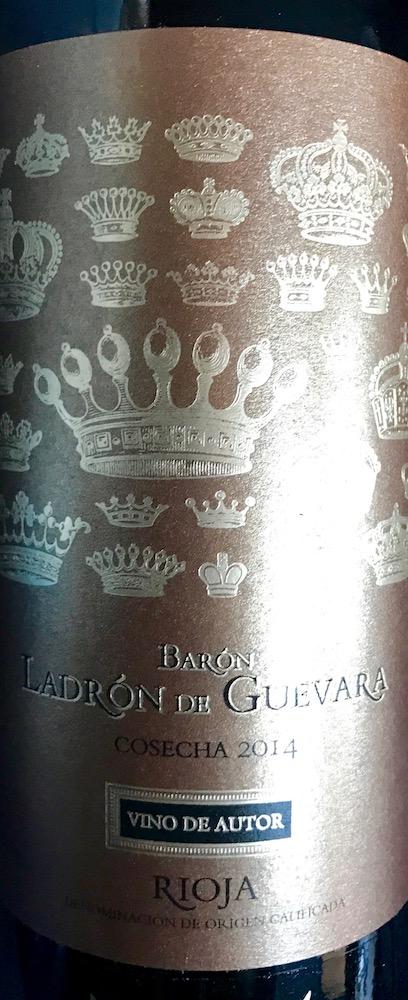 Ladron de Guevara Rioja
