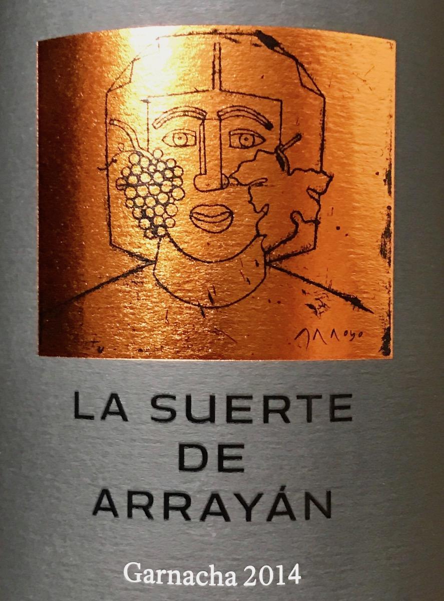 Arrayán Garnacha
