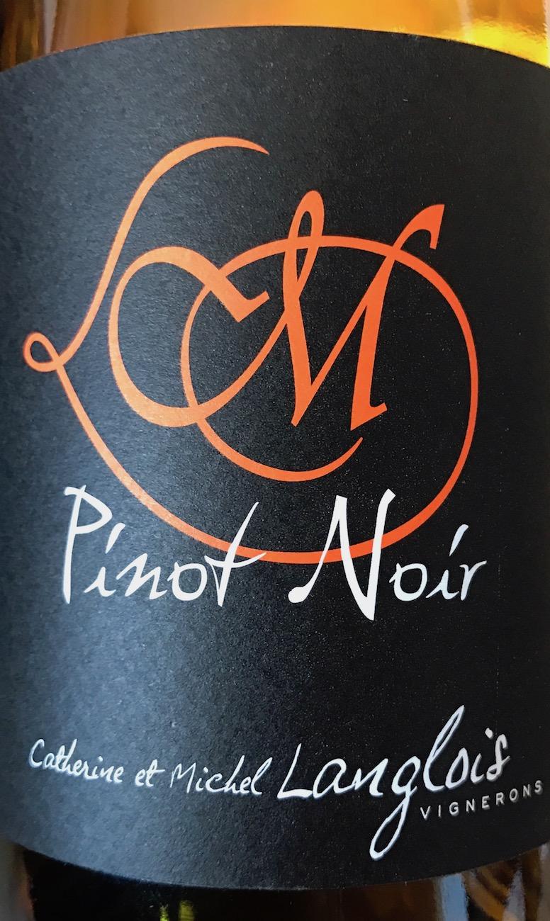 Michael Langlois Pinot Noir