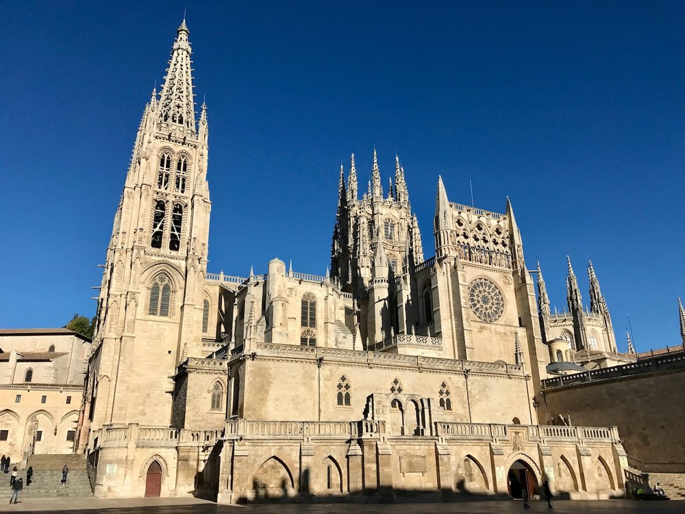 TRAVEL_Burgos Cathedral in Morning.jpg