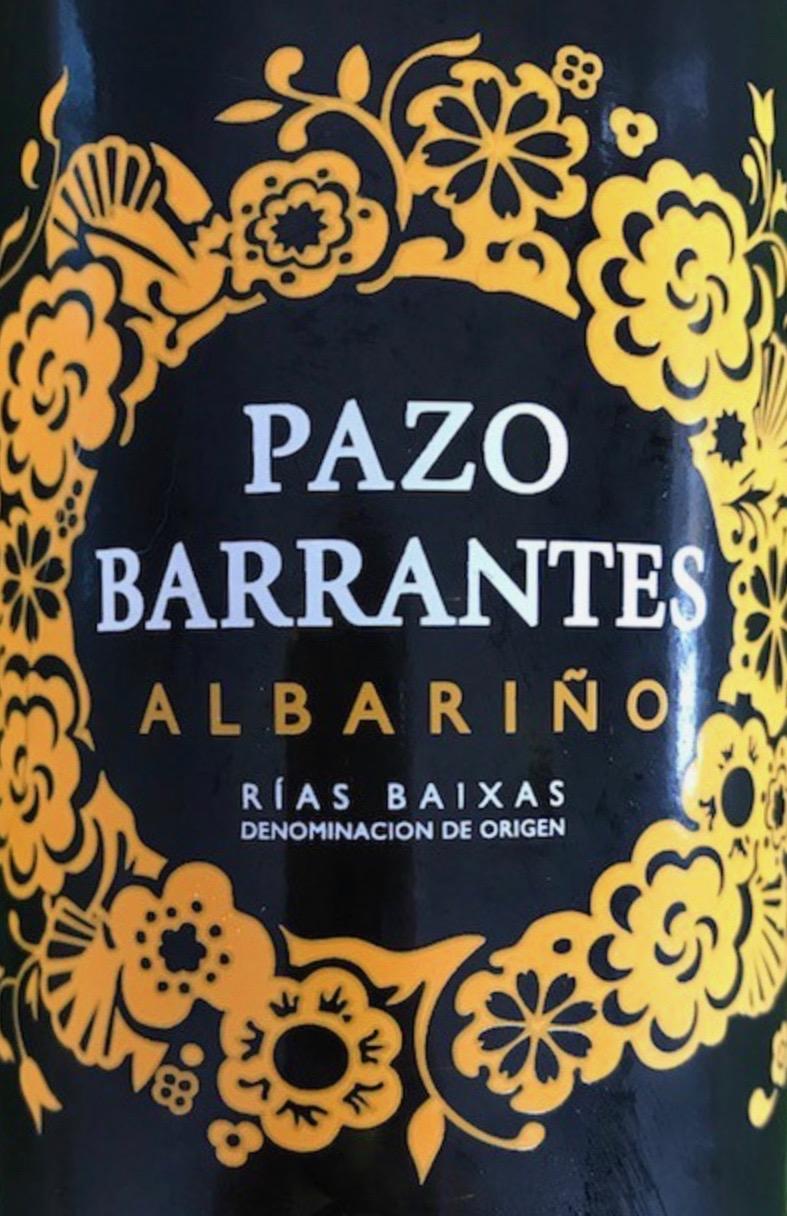 Pazo Barrantes Albariño