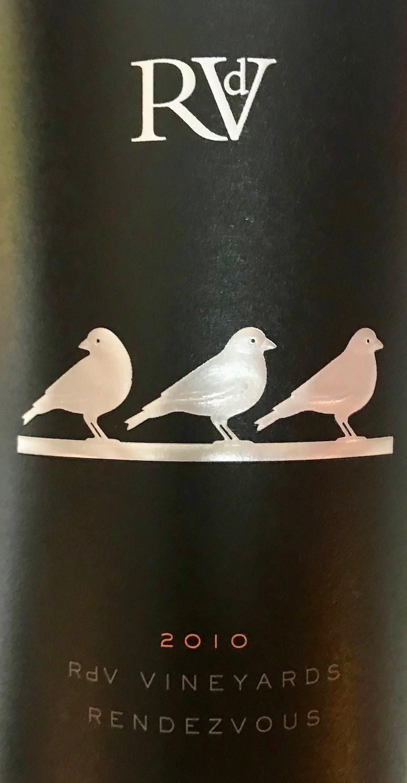 "RdV Vineyards ""Rendezvous"""
