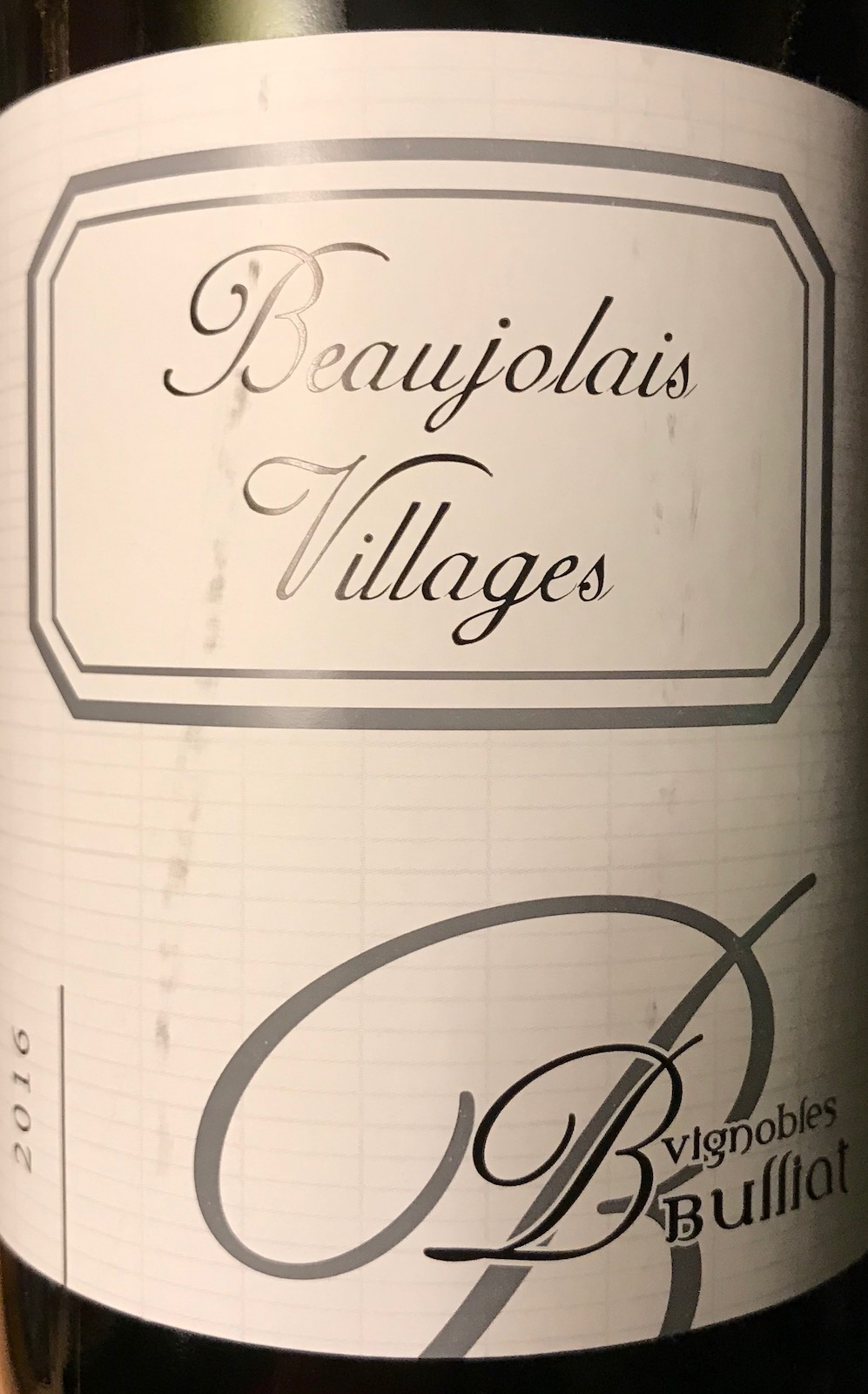 Bulliat Beaujolais