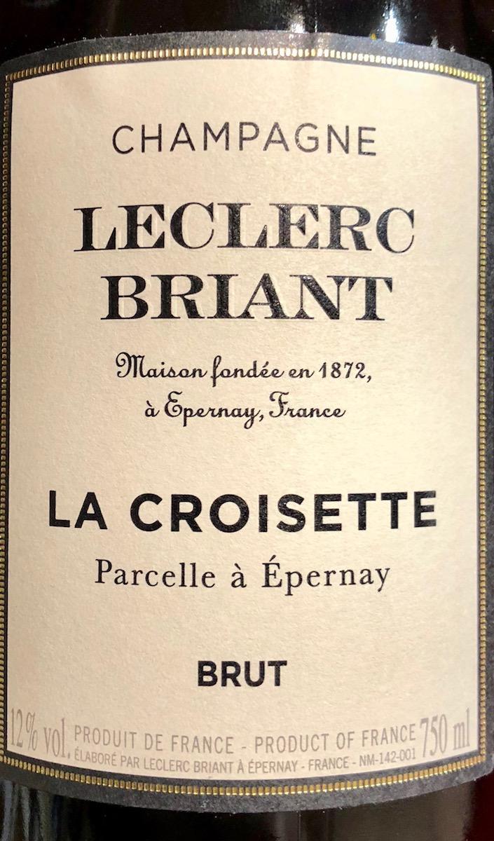 """Leclerc Briant """"La Croisette"""""""