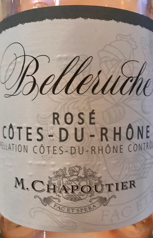 Belleruche Rosé