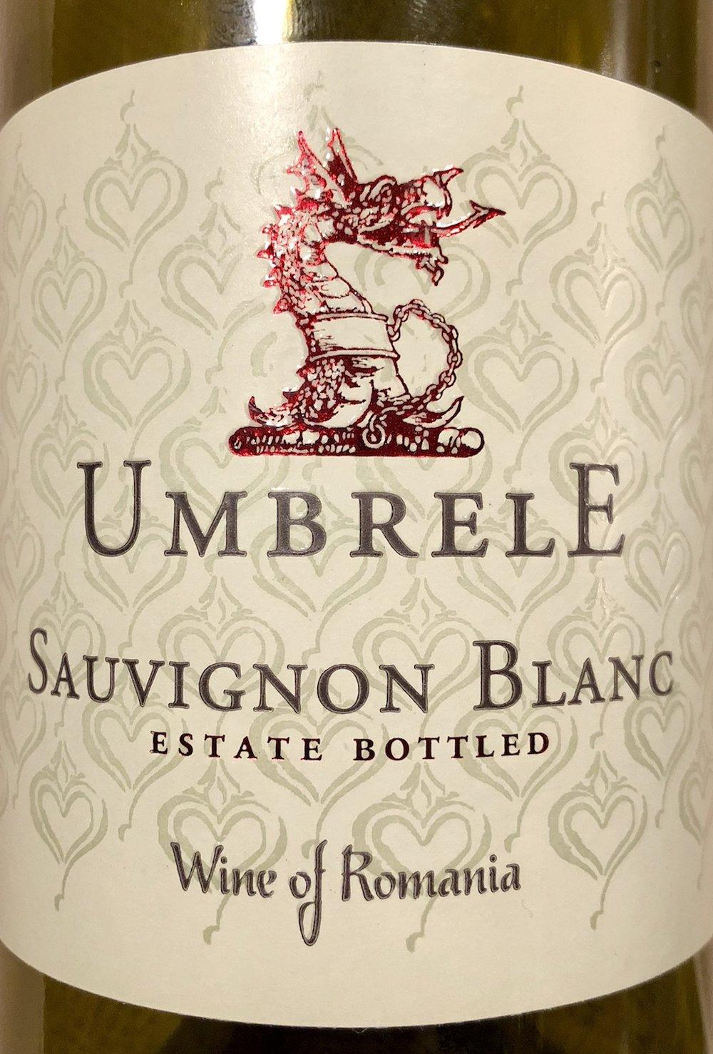Umbrele Sauvignon Blanc