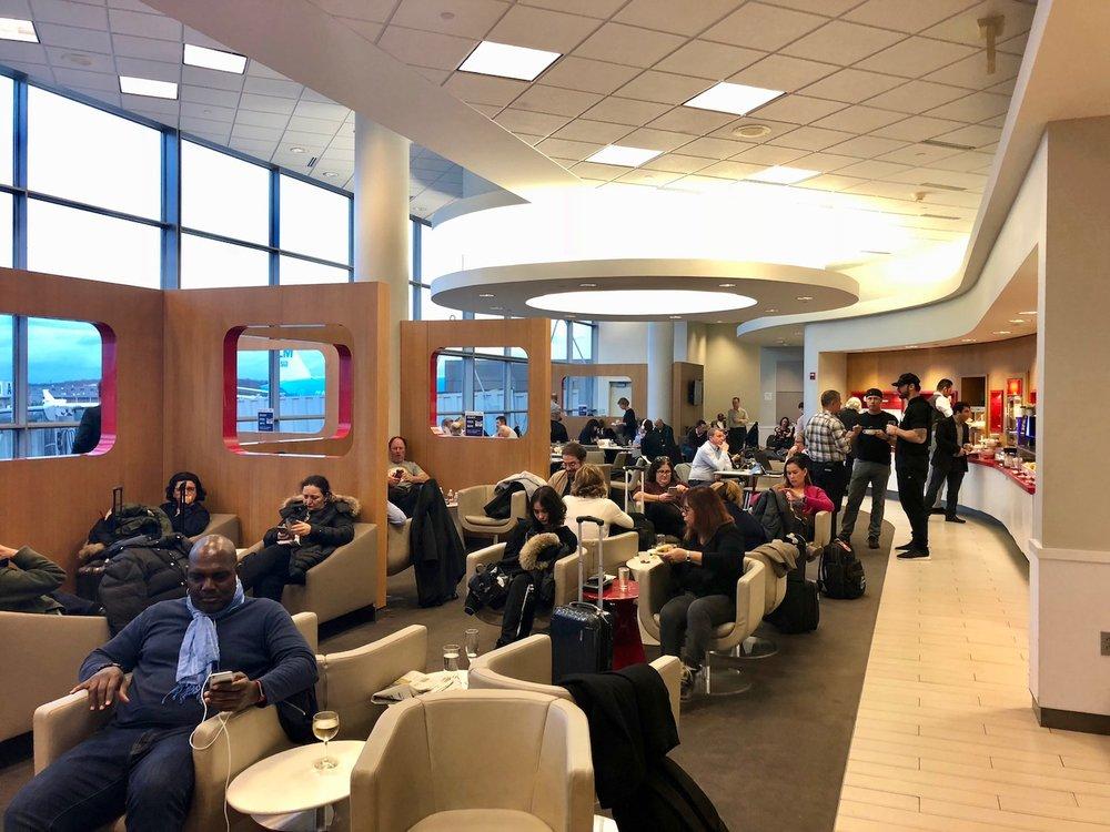 Air France Lounge - IAD