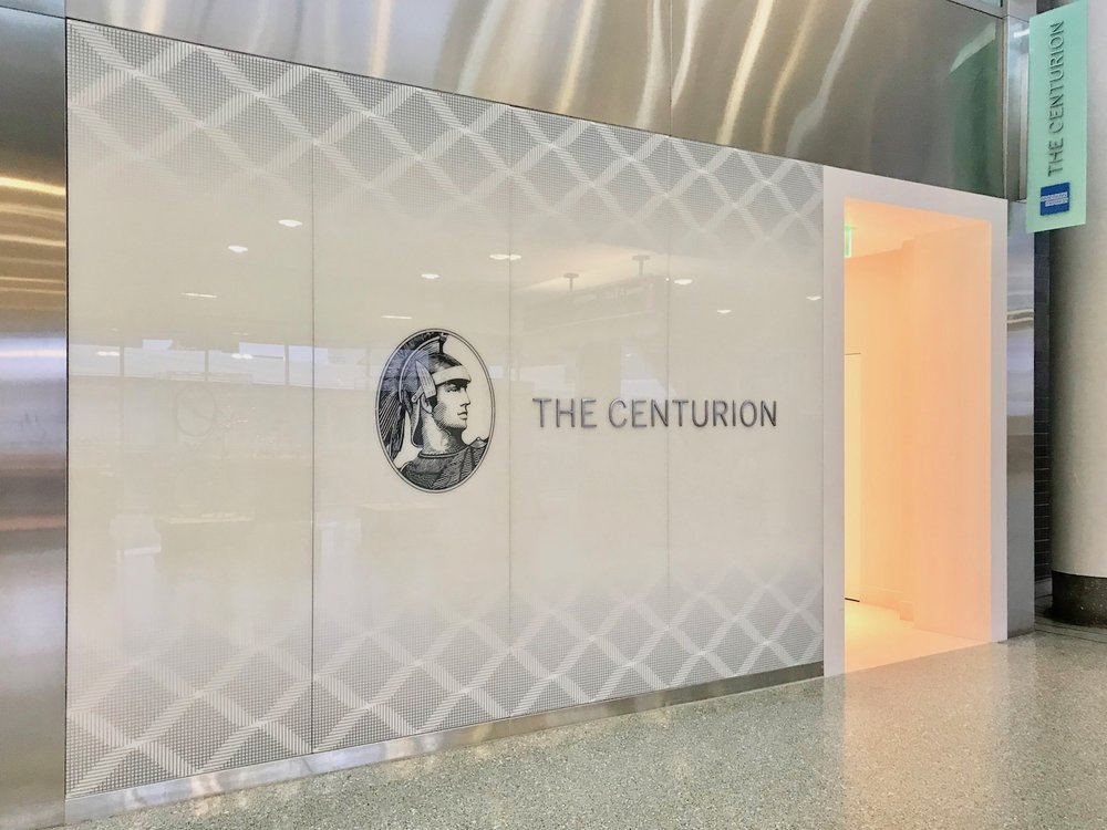 Centurion Lounges at airports such as Philadelphia International (PHL), pictured, are my number one reason for carrying (and paying for) the American Express Platinum card.