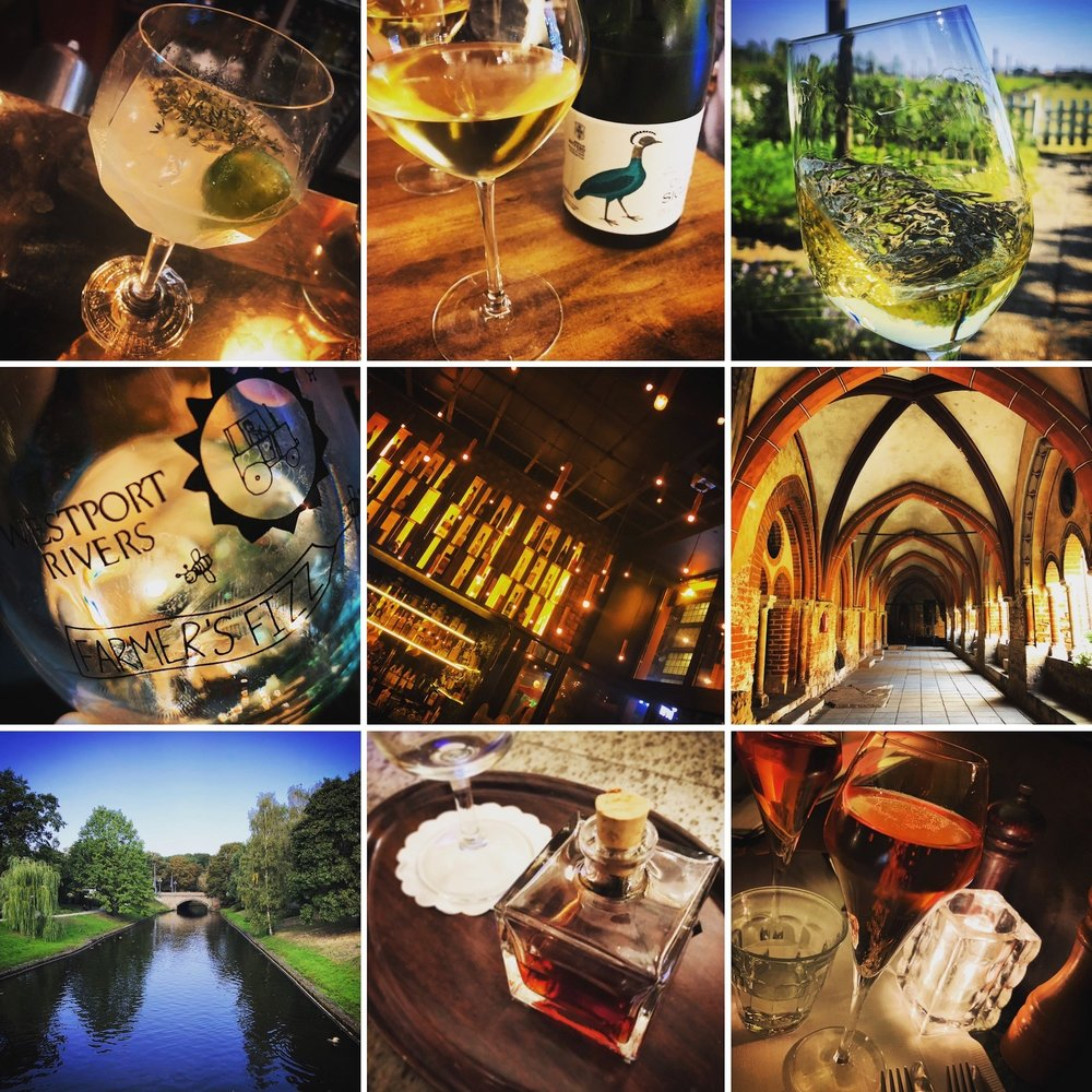 A few of our Instagram Best Nine for 2018 also made my Top 10 list for the year, starting with the great gin tonic I had at Tweed cocktail bar in Stockholm, Sweden (top left).