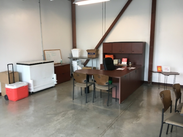 Here is a sneak peek of our office space.