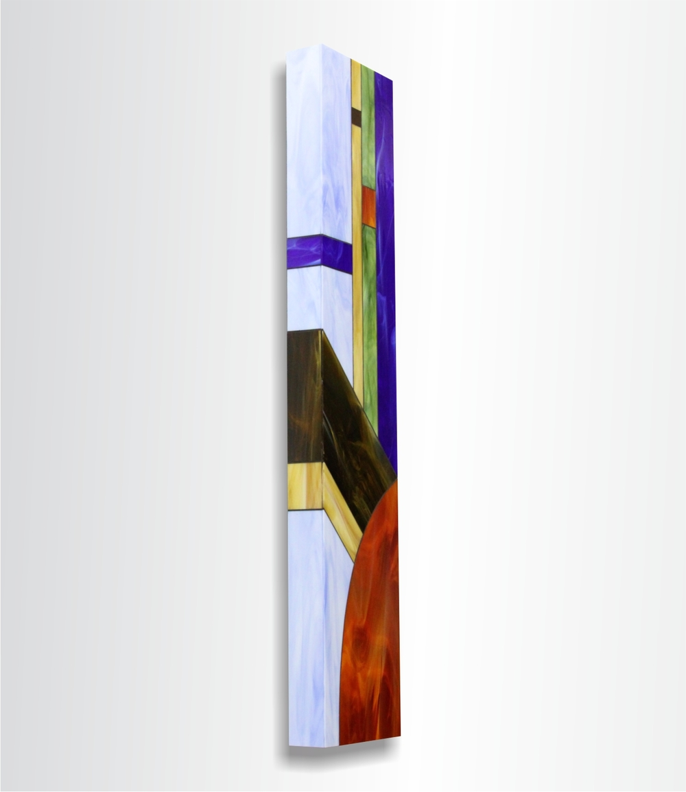 Sunset Totem #2 - side view