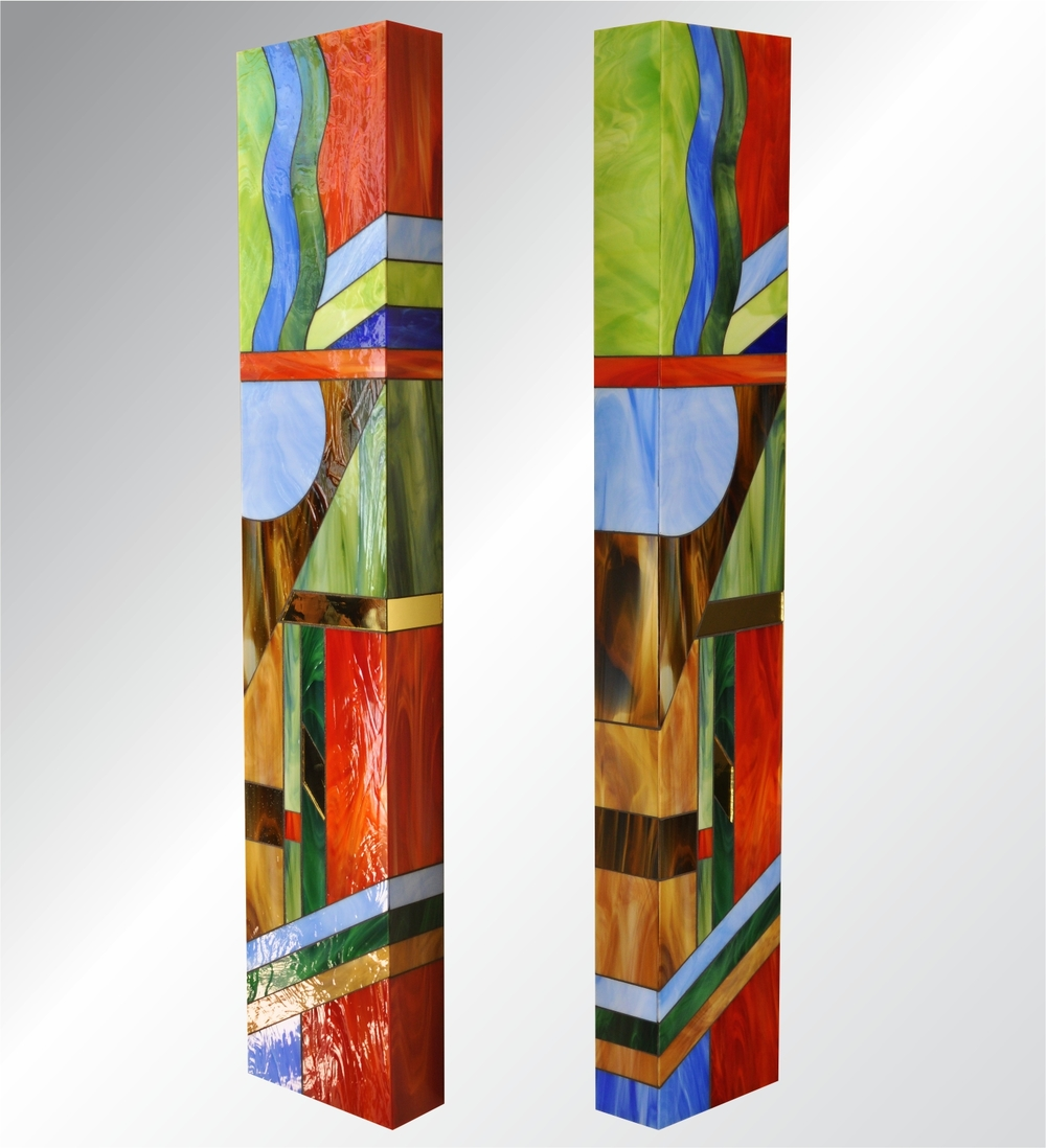 Tribal Totem I - alternate views