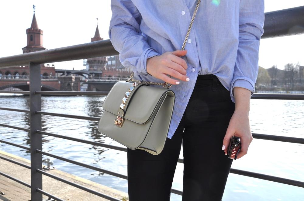 Valentino Medium Lock Bag