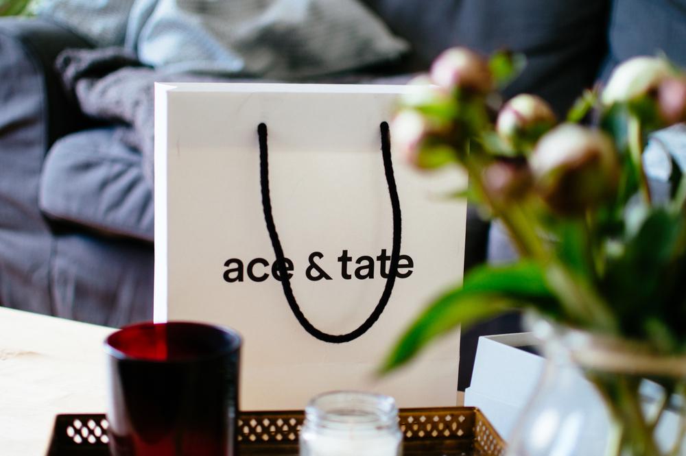 Ace & Tate Blogger