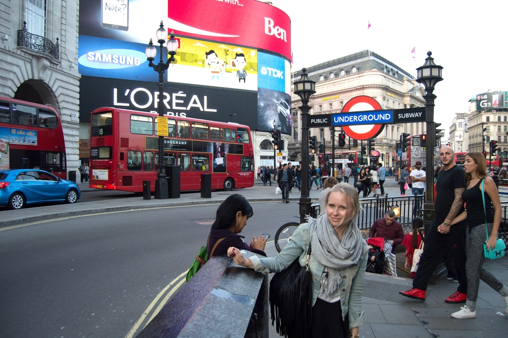 London Traveldiary Blogger