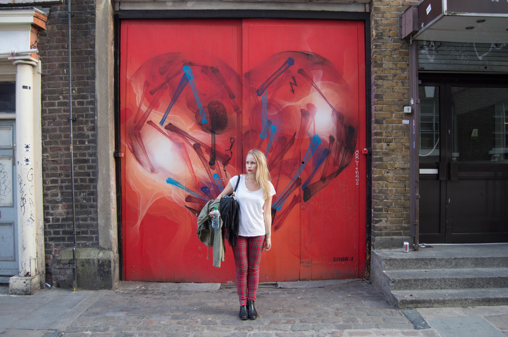 Travel Diary London Brick Lane