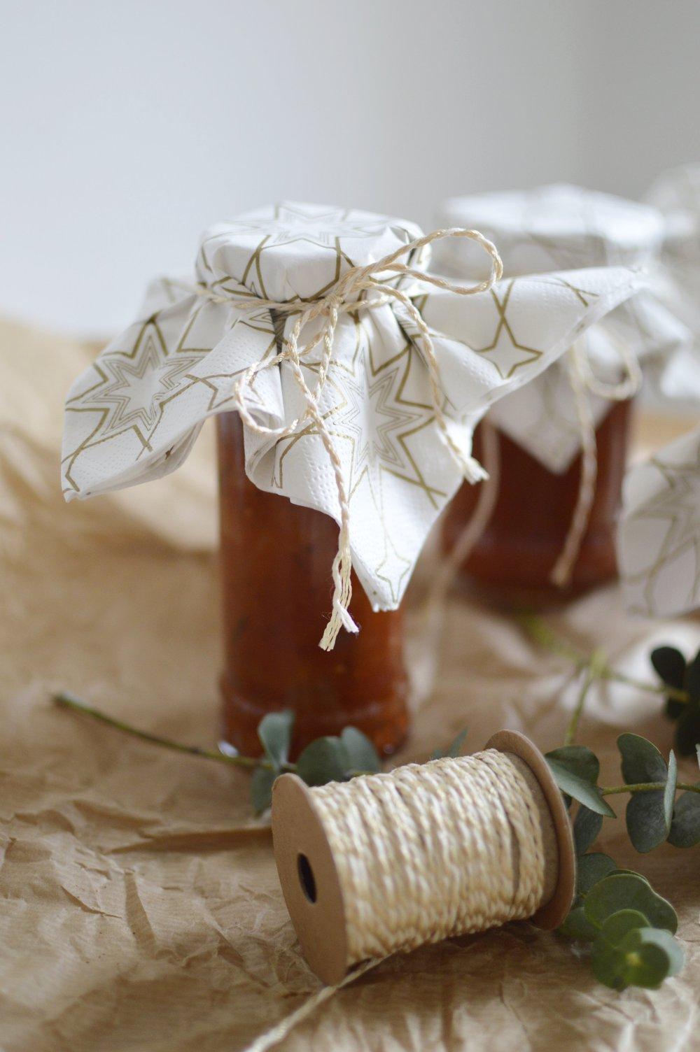 Rezept-Birnen-Tomaten-Chutney-Selbstgemacht-Last-Minute-Weihnachtsgeschenk