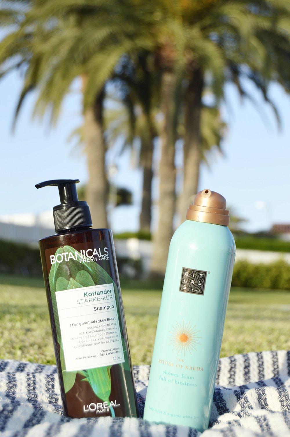 Beauty-Blog-Review-Erfahrung-Rituals-Loreal-Urlaub-Produkte