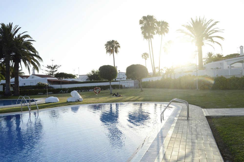 GranCanaria-Urlaub-Airbnb-Bungalow-Anlage