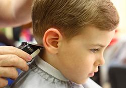WEDNESDAY SPECIAL: CHILDREN'S CUT (10 YEARS & UNDER)