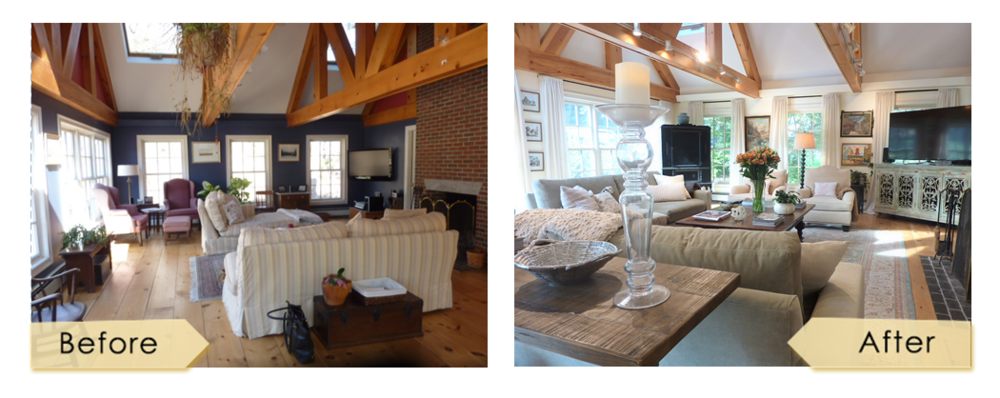 Rolfes Lane Family Room Design