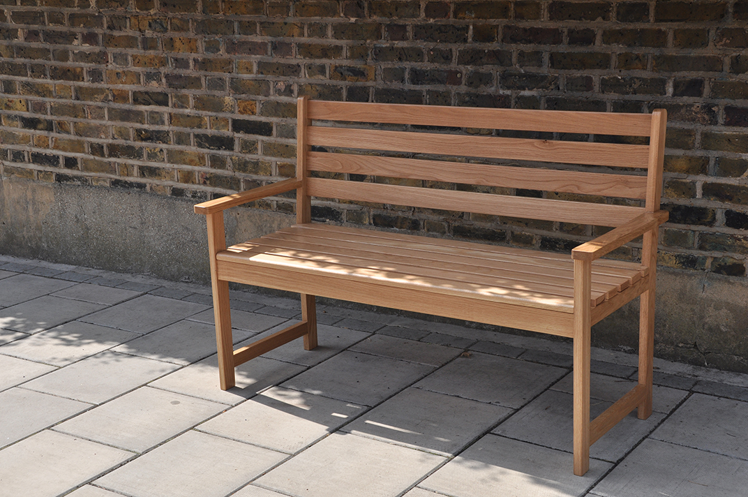 Outside Bench Beuzeval Furniture