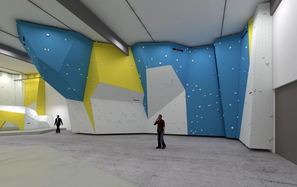 Climb UP rendering
