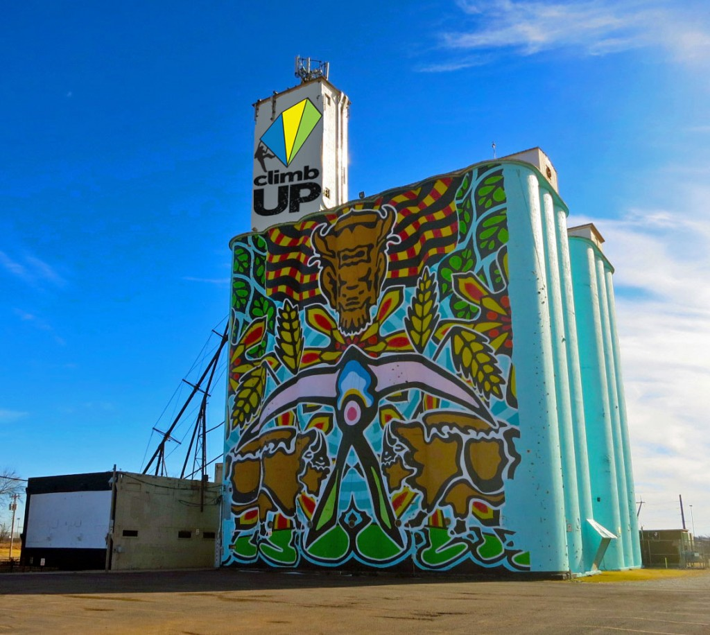 Climb Up Expanding to Silos in Downtown OKC