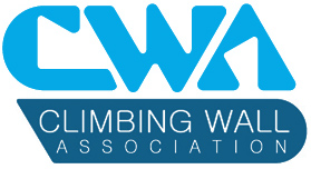 Our instructors are certified Climbing Wall Instructors through the Climbing Wall Association. We have a CWI Provider on staff and host CWI certification classes. Click here for details.