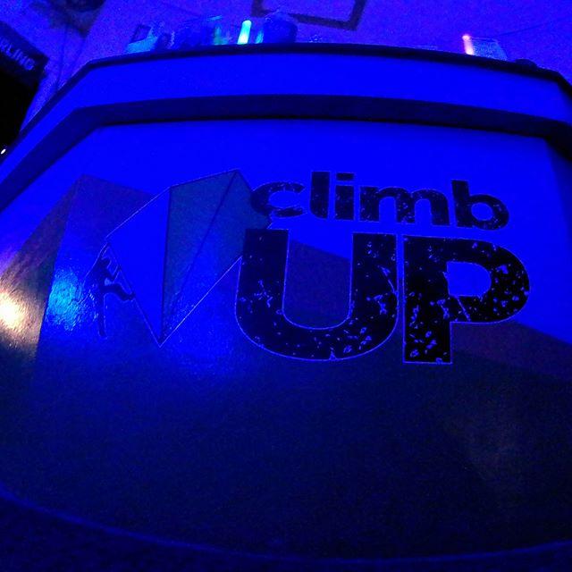 Pics from #lightsoutclimbing at Climb Up OKC! #climbok #oklahomaclimbing #climbupokc #siloclimbing @okcchamber @visitokc @adventureroad