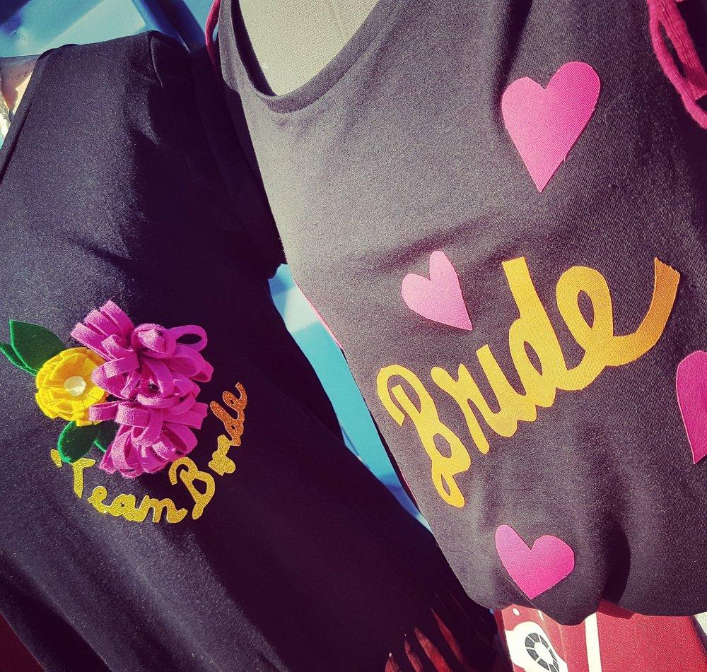 Bride-tee-be