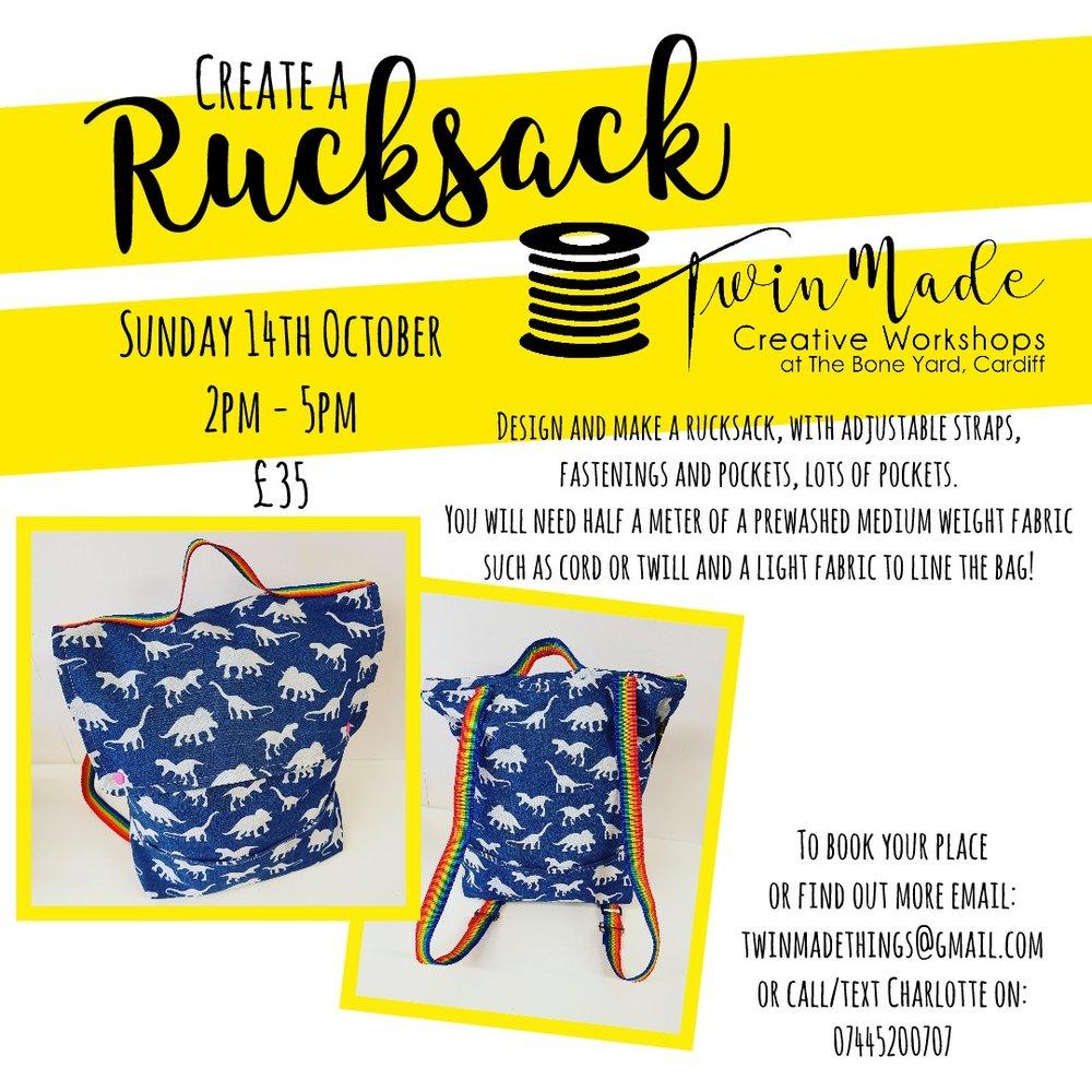 Rucksack Workshop