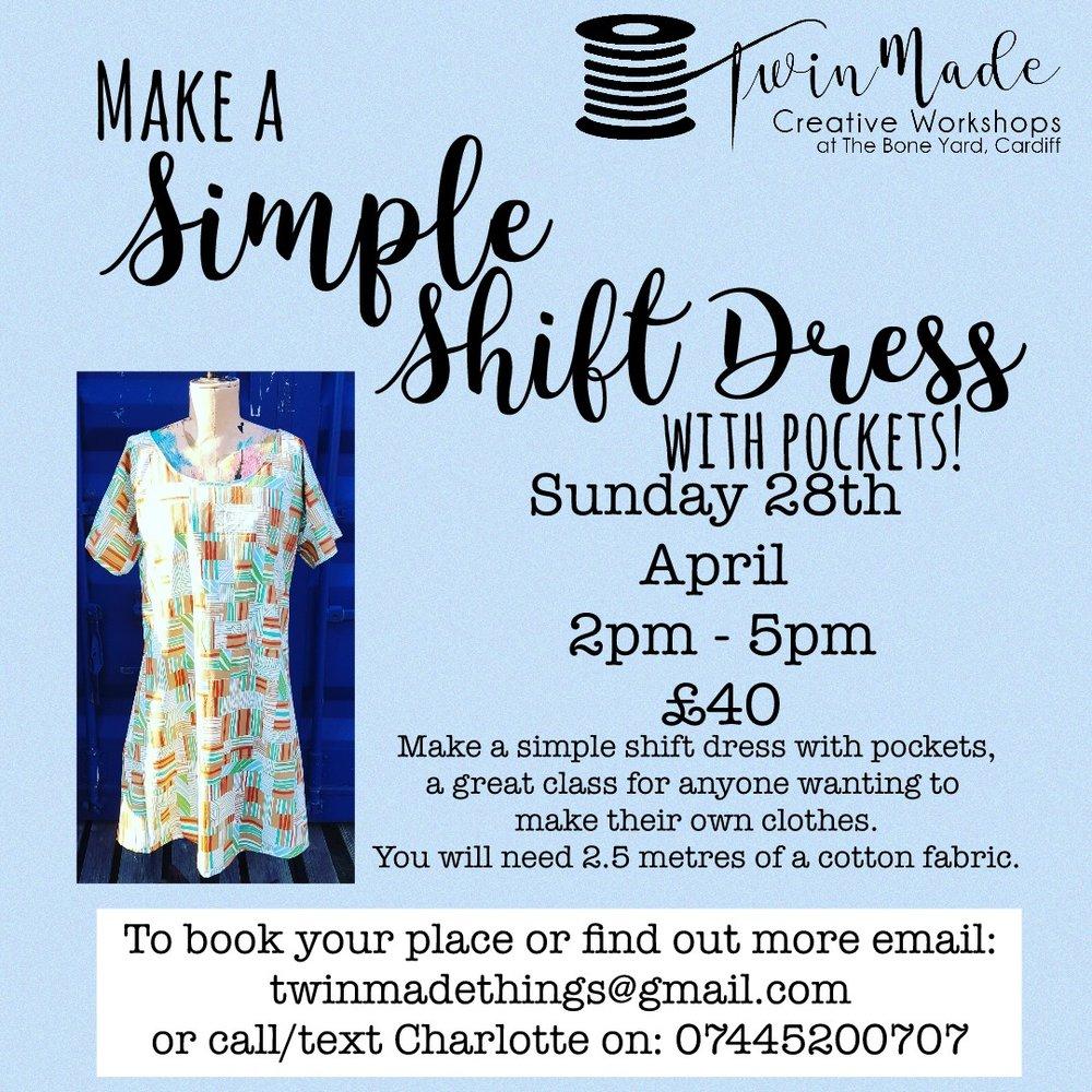 Simple Shit Dress