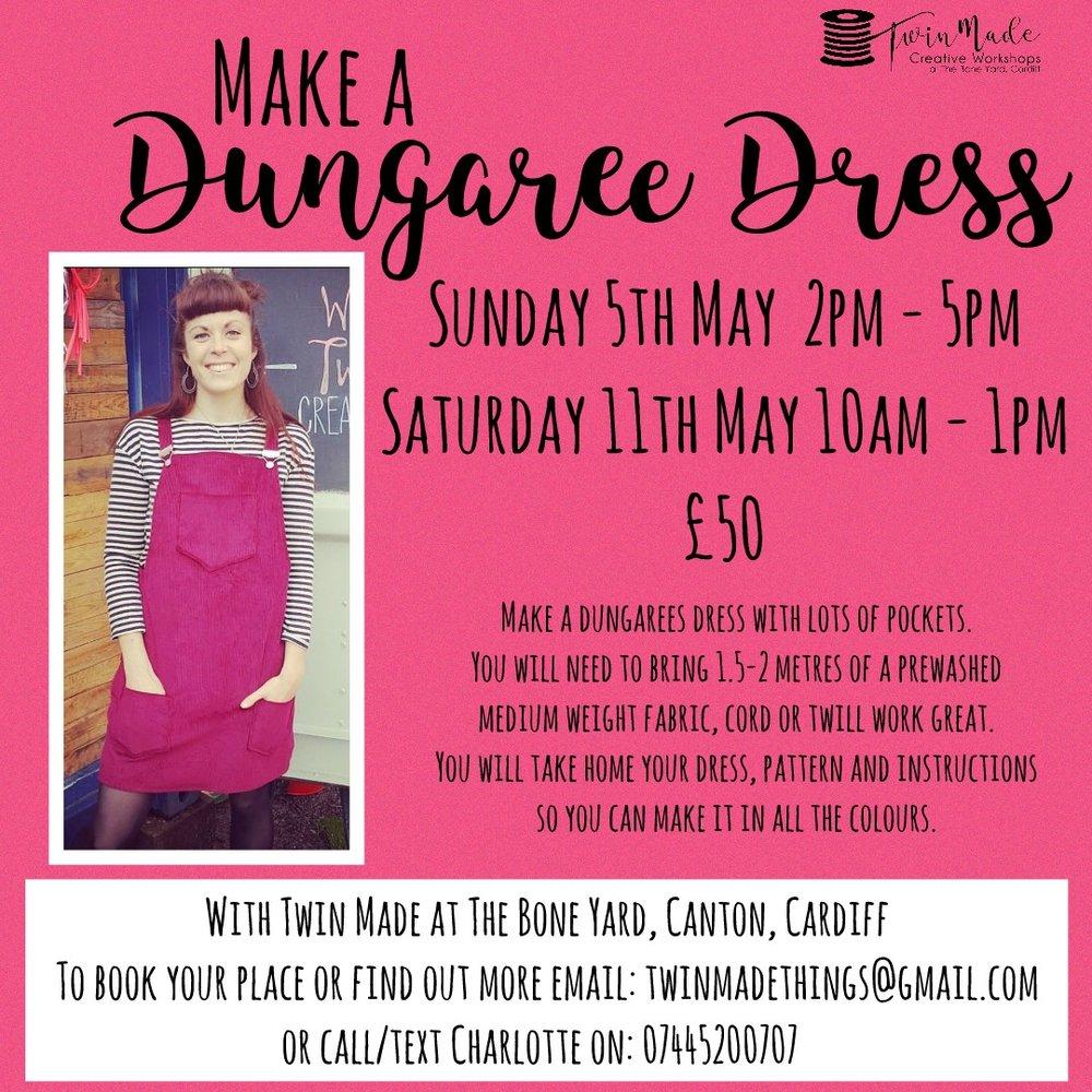 Dungarees Dress Making