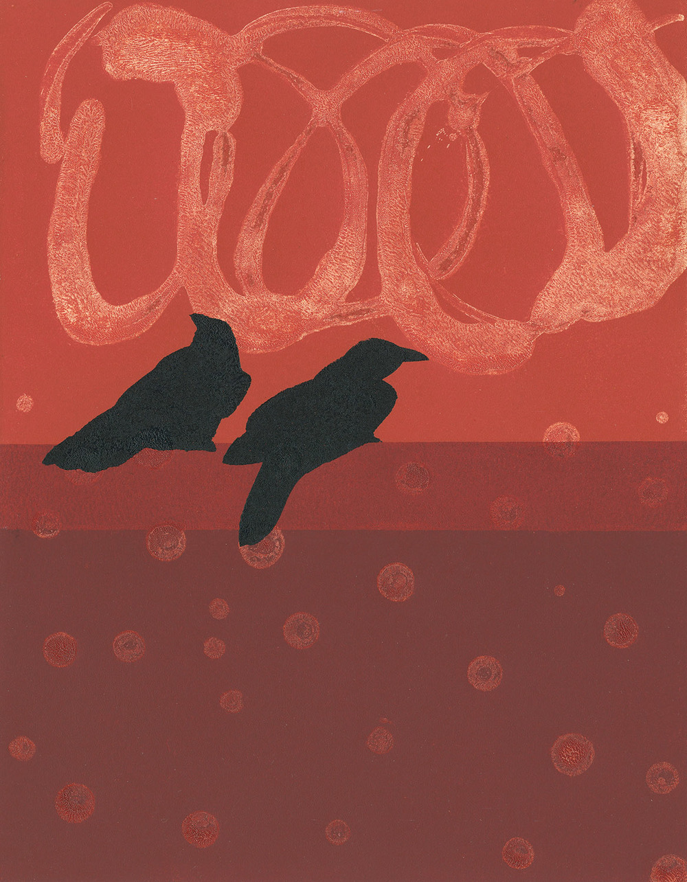Ravens on the Redwall