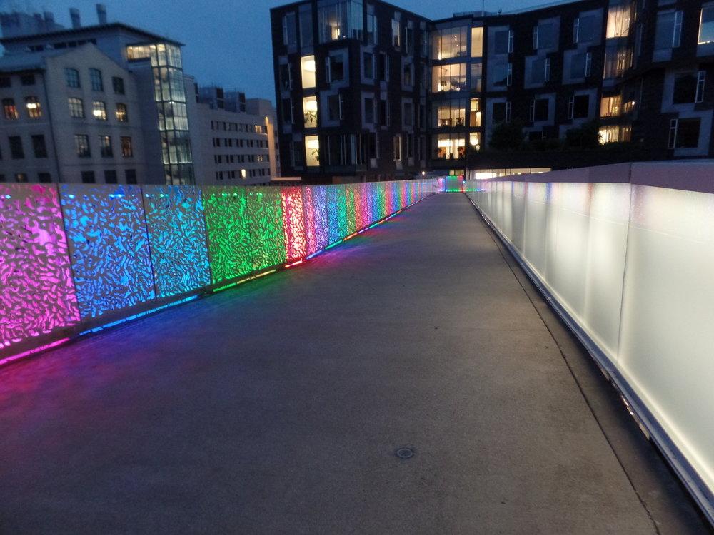 Rainbow Bridge!