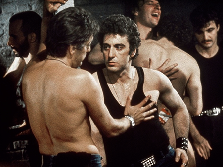 Al Pacino in  Cruising.