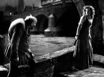 RKO's  The Hunchback of Notre Dame  (1939, Dieterle) received Oscar nods in Best Original Score and Best Sound.