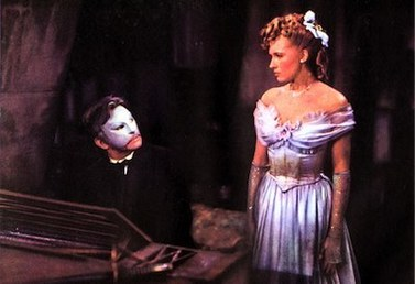 "Universal's sumptuous 1943 retelling of  The Phantom of the Opera  garnered four Oscar nominations, including two victories - in Best Art Direction and Best Cinematography. It was the last of the studio's classic ""monster movies"" to receive an Oscar nod."