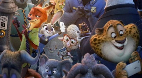 Disney's Zootopia is among the 27 films submitted for consideration in the category of Best Animated Feature at the Oscars.
