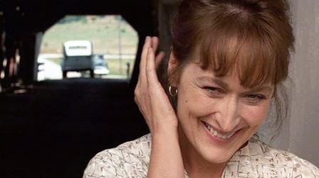 Meryl Streep garnered her 10th Oscar nomination for  The Bridges of Madison County  (1995, Eastwood).