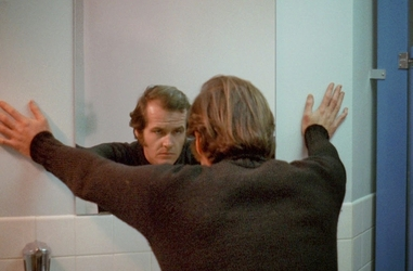 Jack Nicholson garnered his second Oscar nomination for Five Easy Pieces (1970, Rafelson).